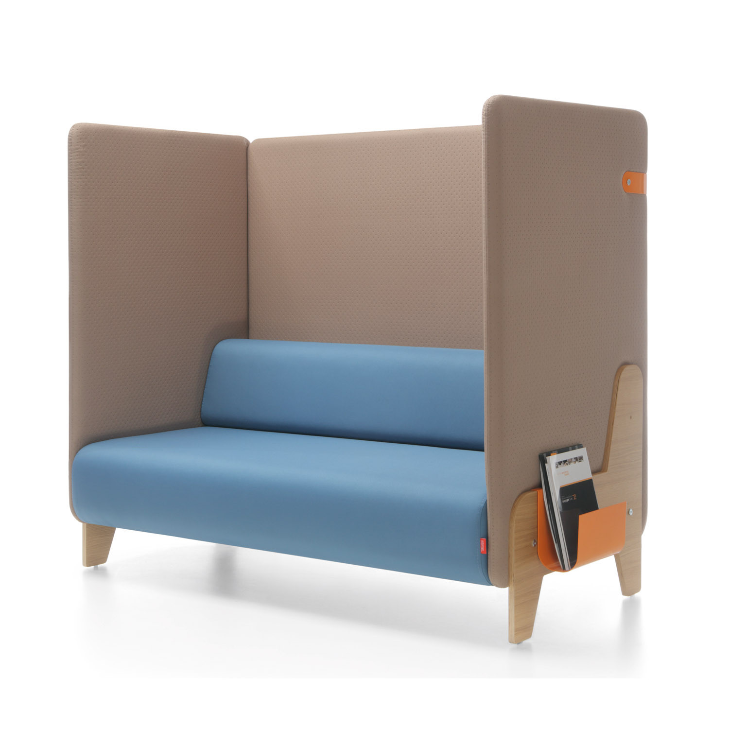 Chillout High Back Sofa Module