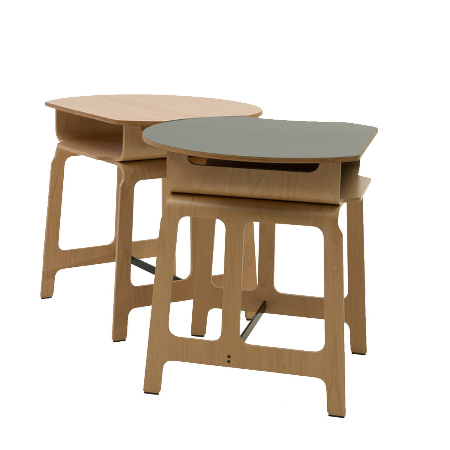 Milano Wooden Desks