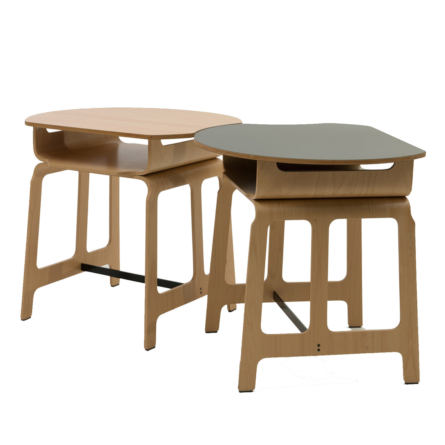 Jules Wabbes Milano Home Office Desk