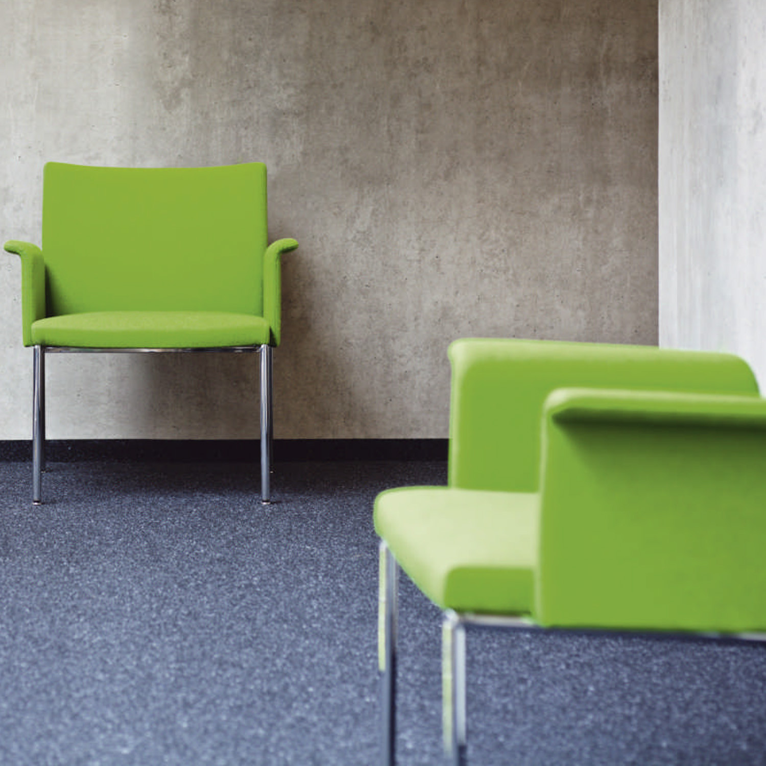 Brunner Milano Lounge Armchairs