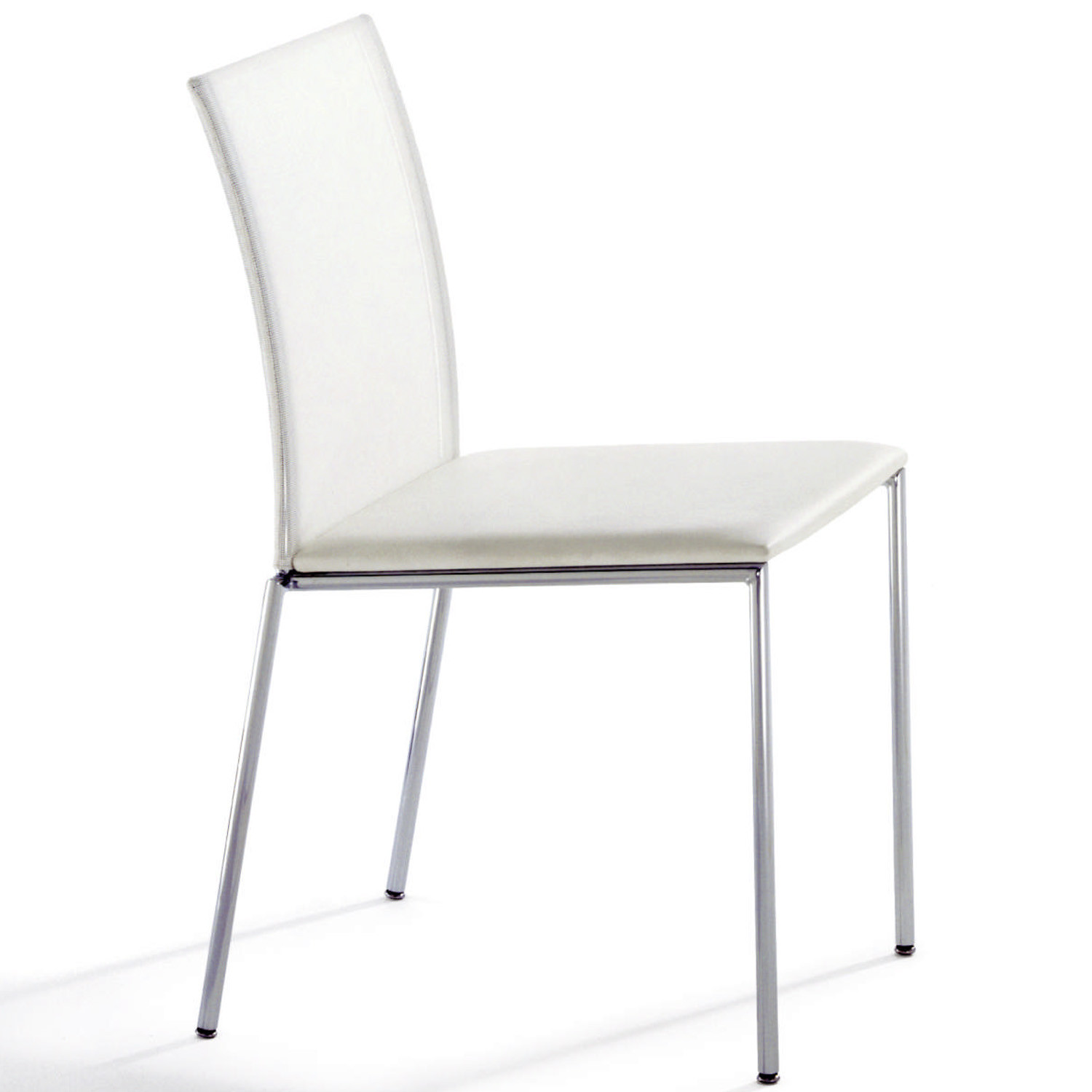 MilanoFlair Chair, mesh bakrest with upholstered seat