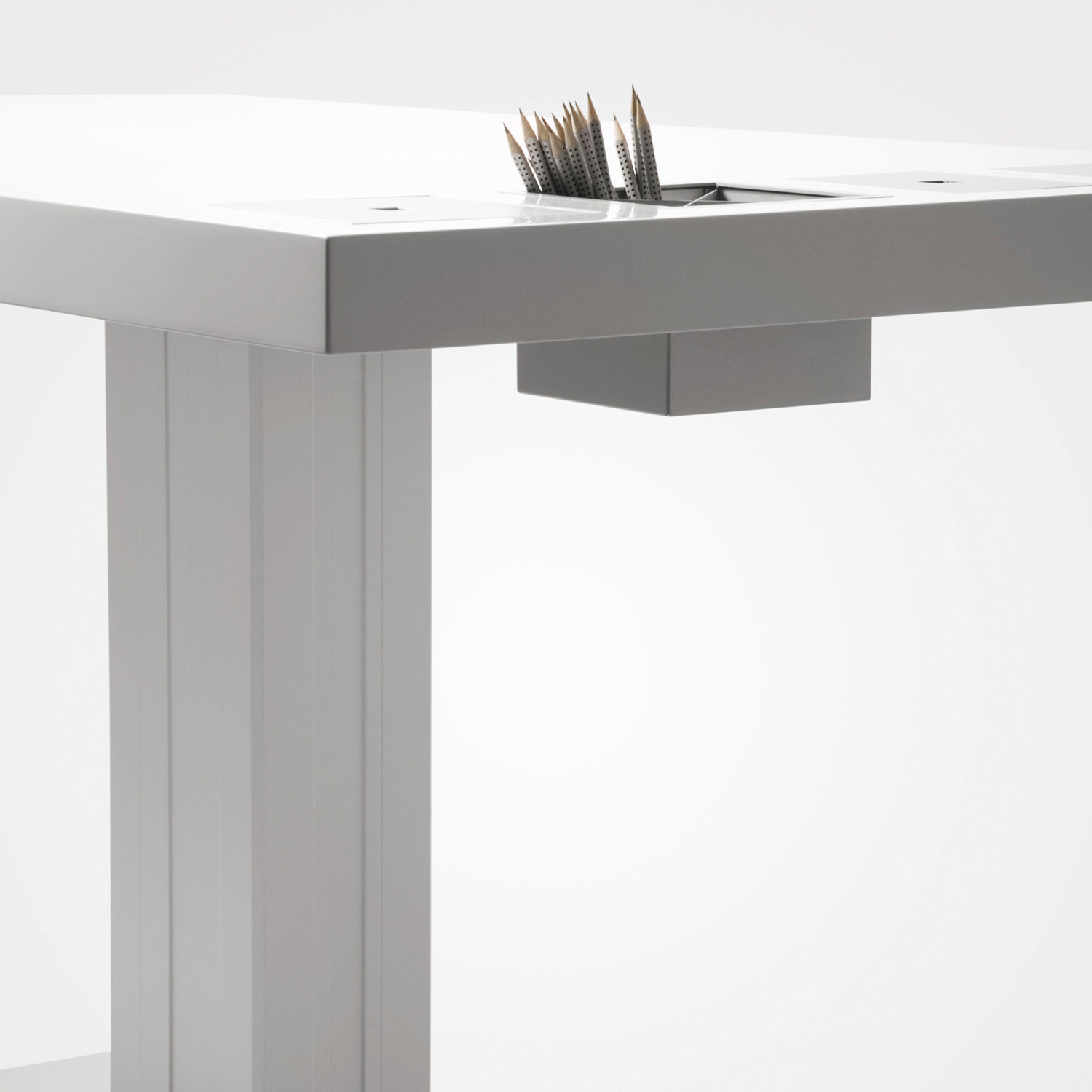 Milk Desks Height Adjustable Desk
