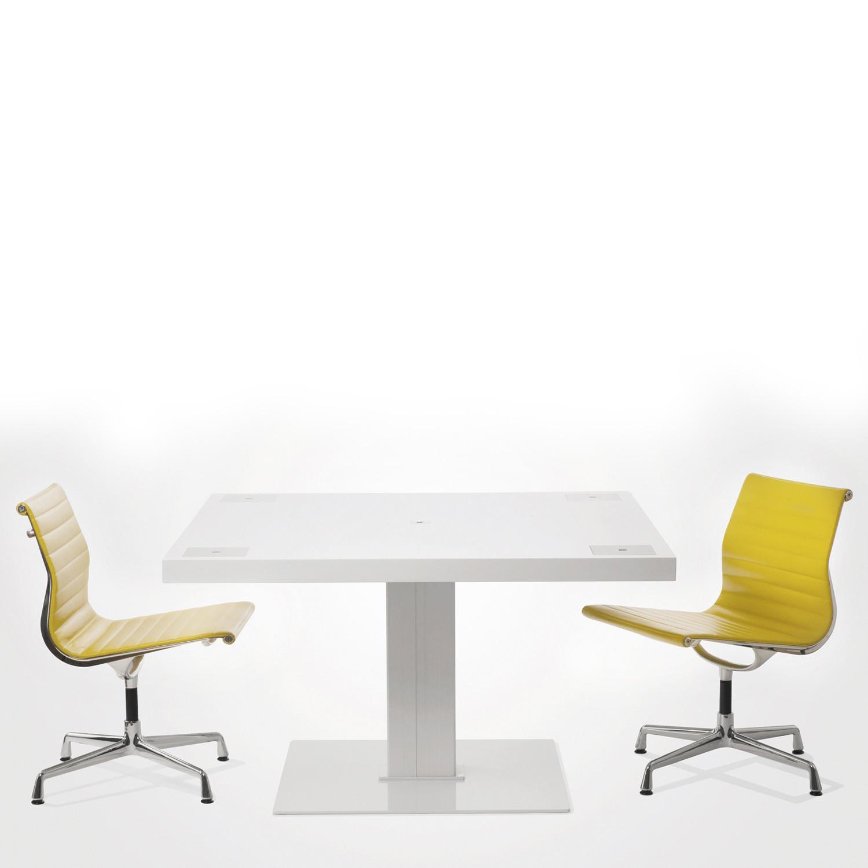 Holmris Milk Adjustable Desk