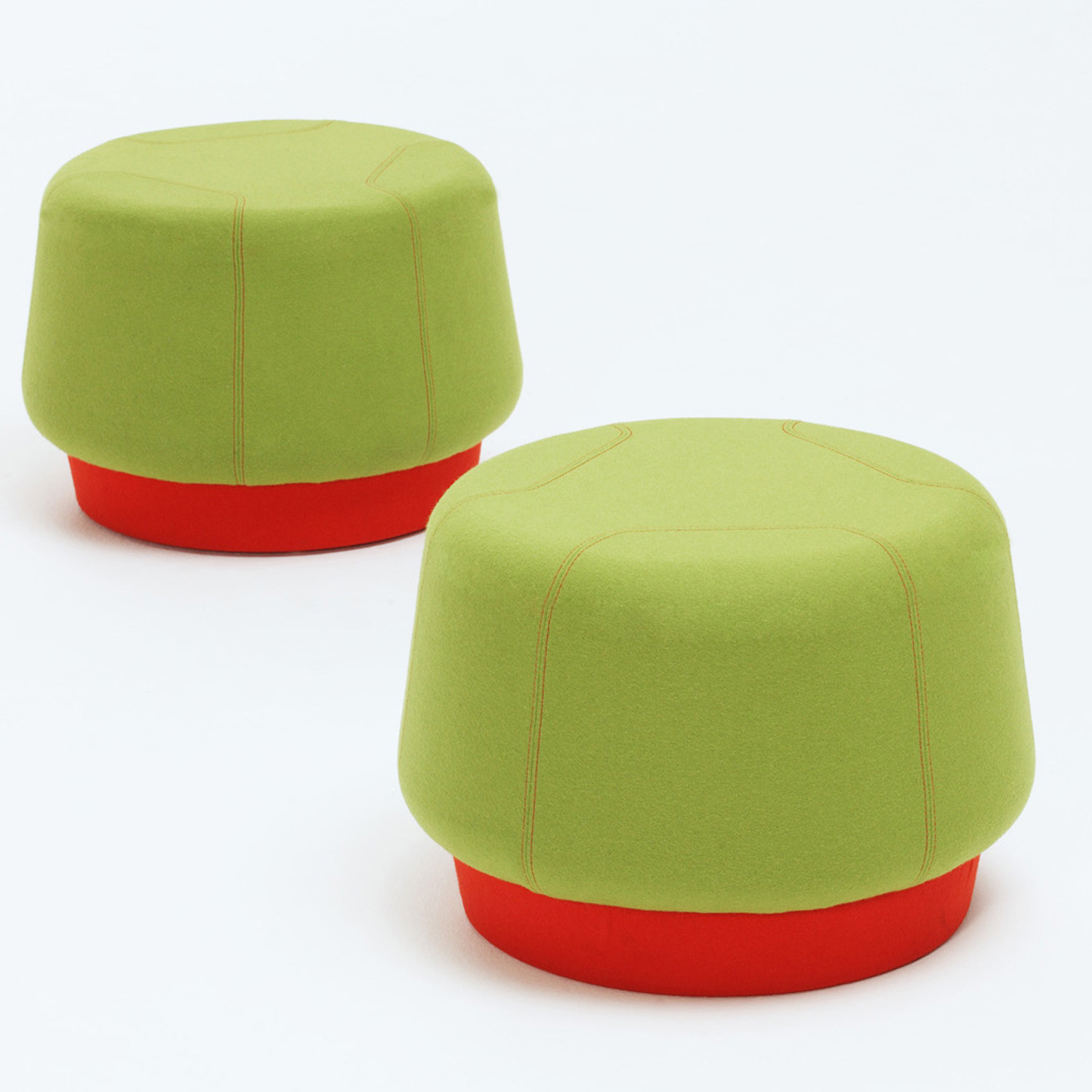 MIR Upholstered Stools