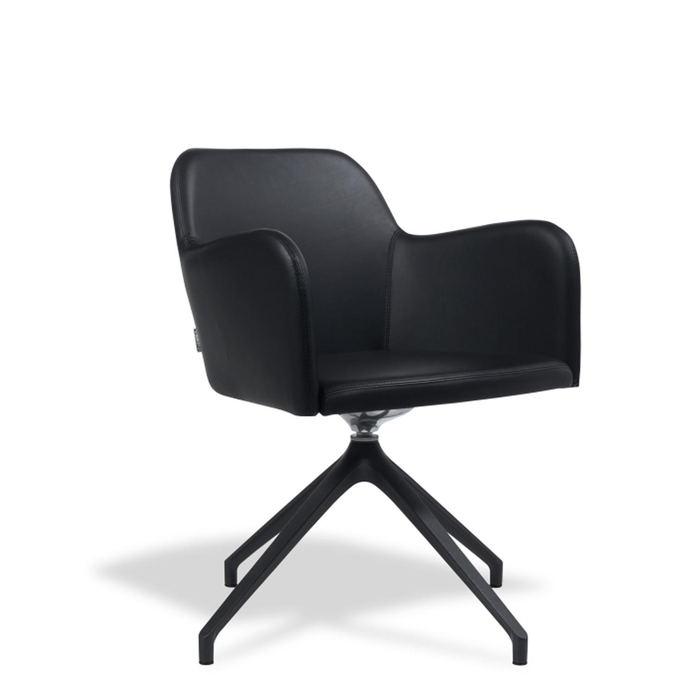 Miranda Chair with Four Star Base