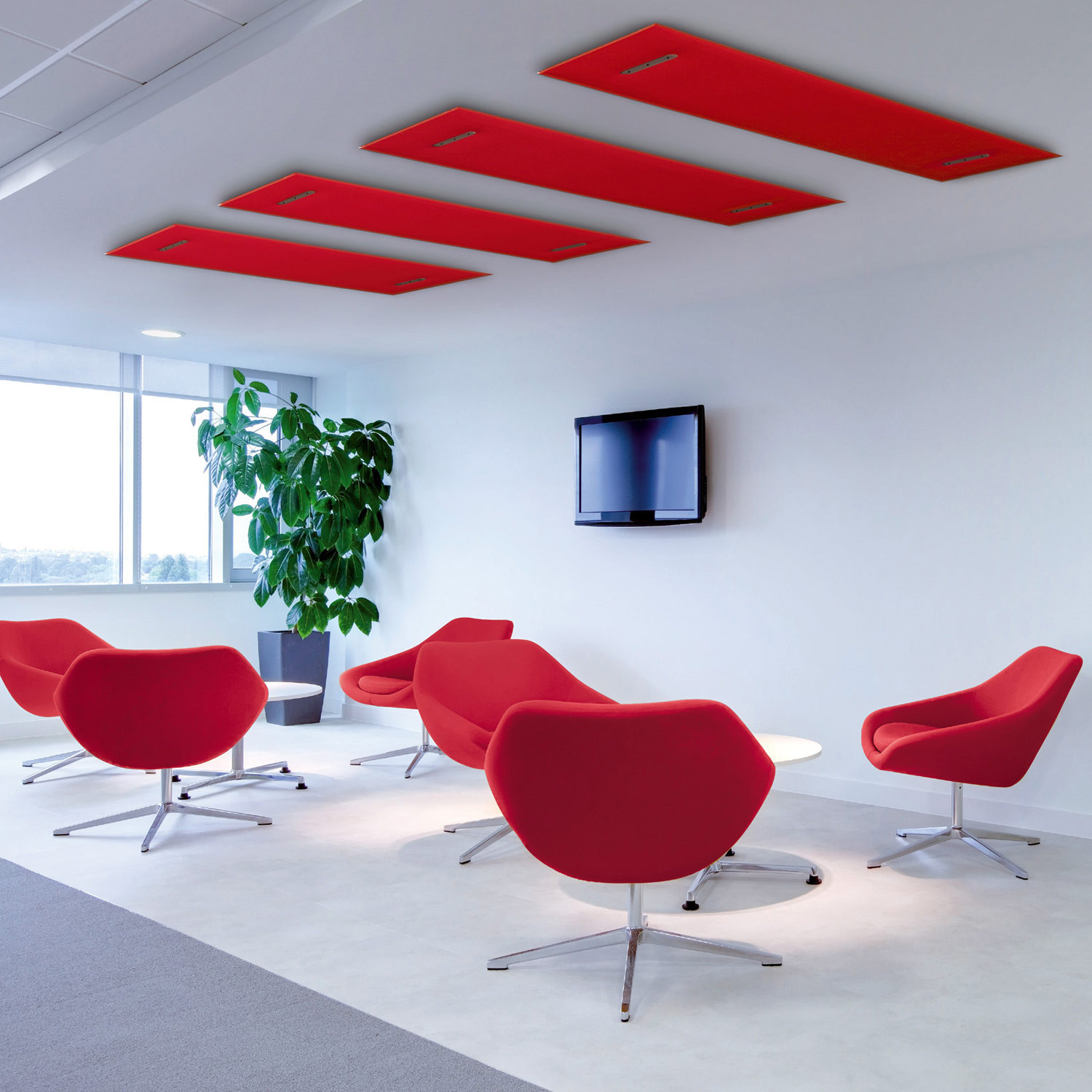 Mitesco Acoustic Ceiling Panels