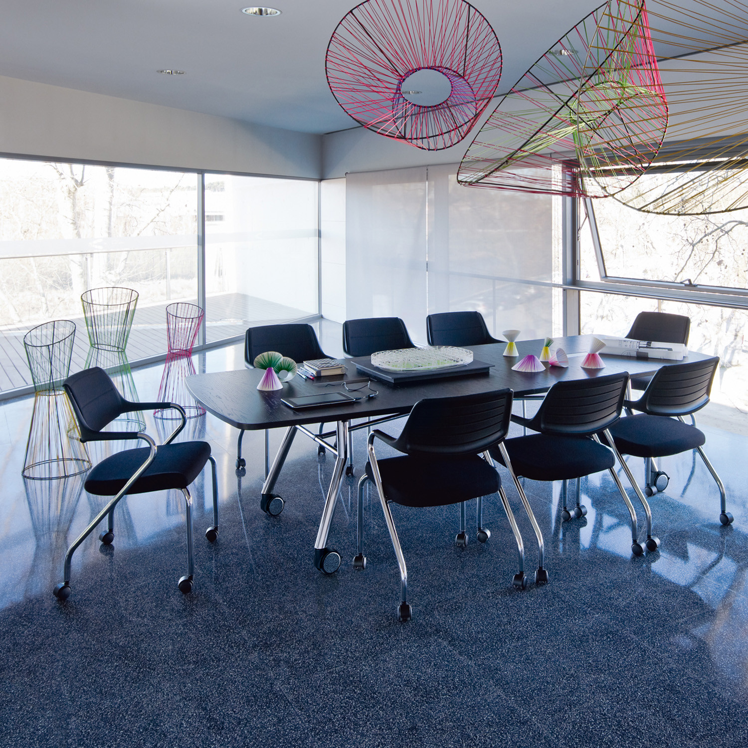 Mastermind Conference Table