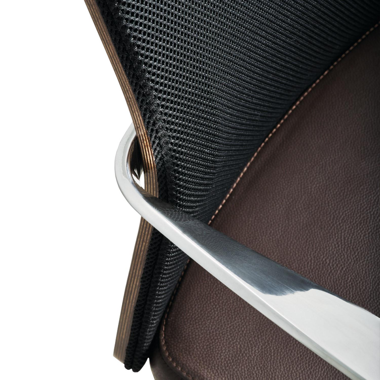 MN1 Chair Armrest Detail