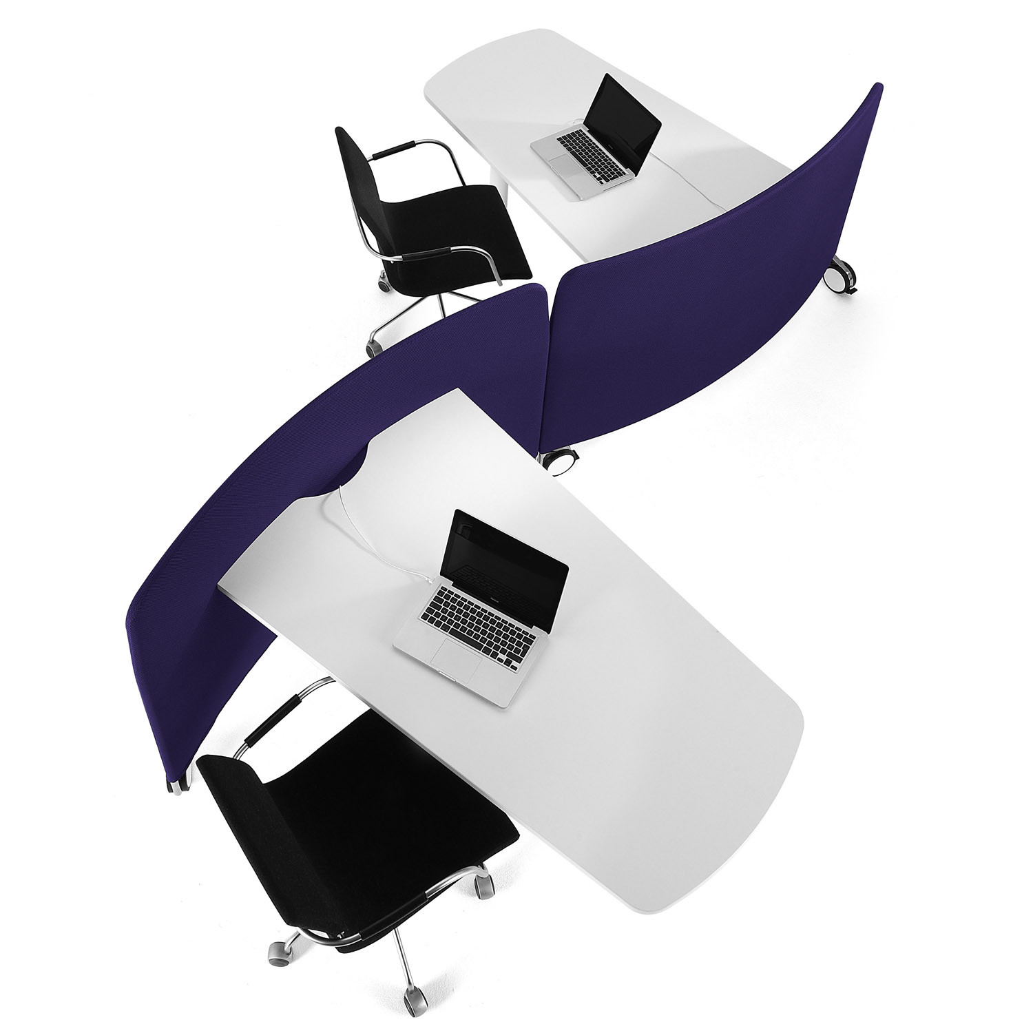 Mobi Workstation Desks