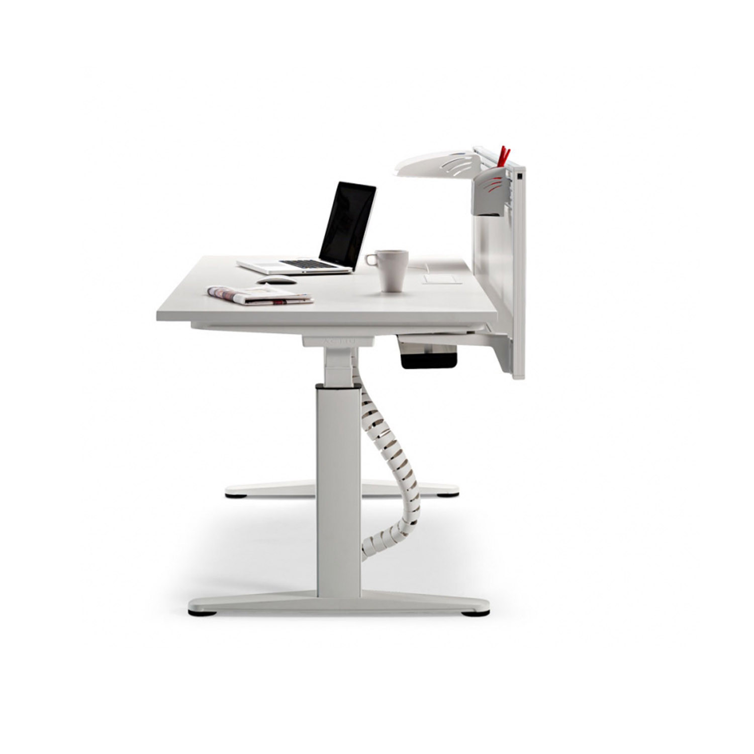 Mobility Adjustable Workstation