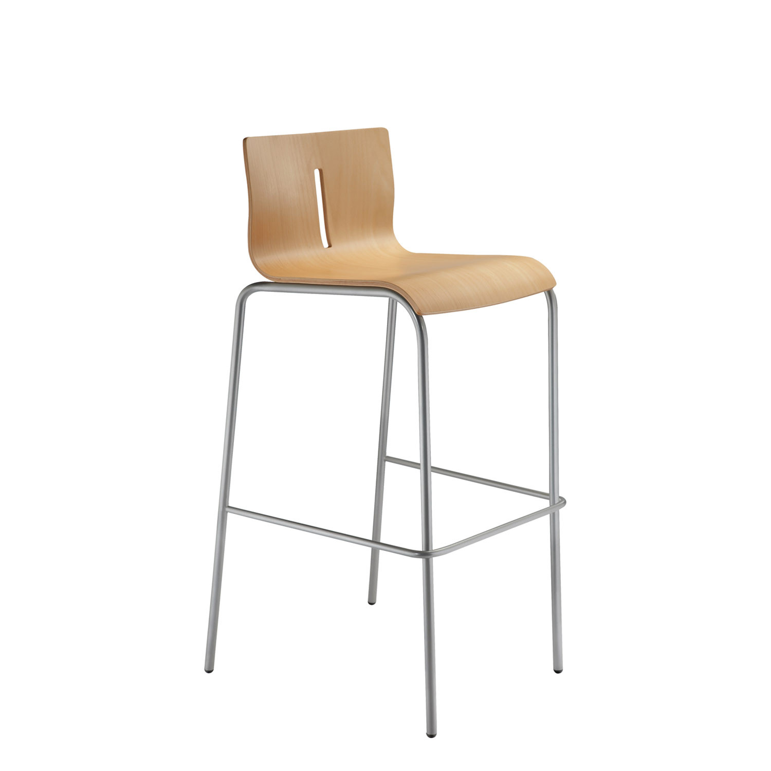 Mocha Bar Stool - Beeck Plywood