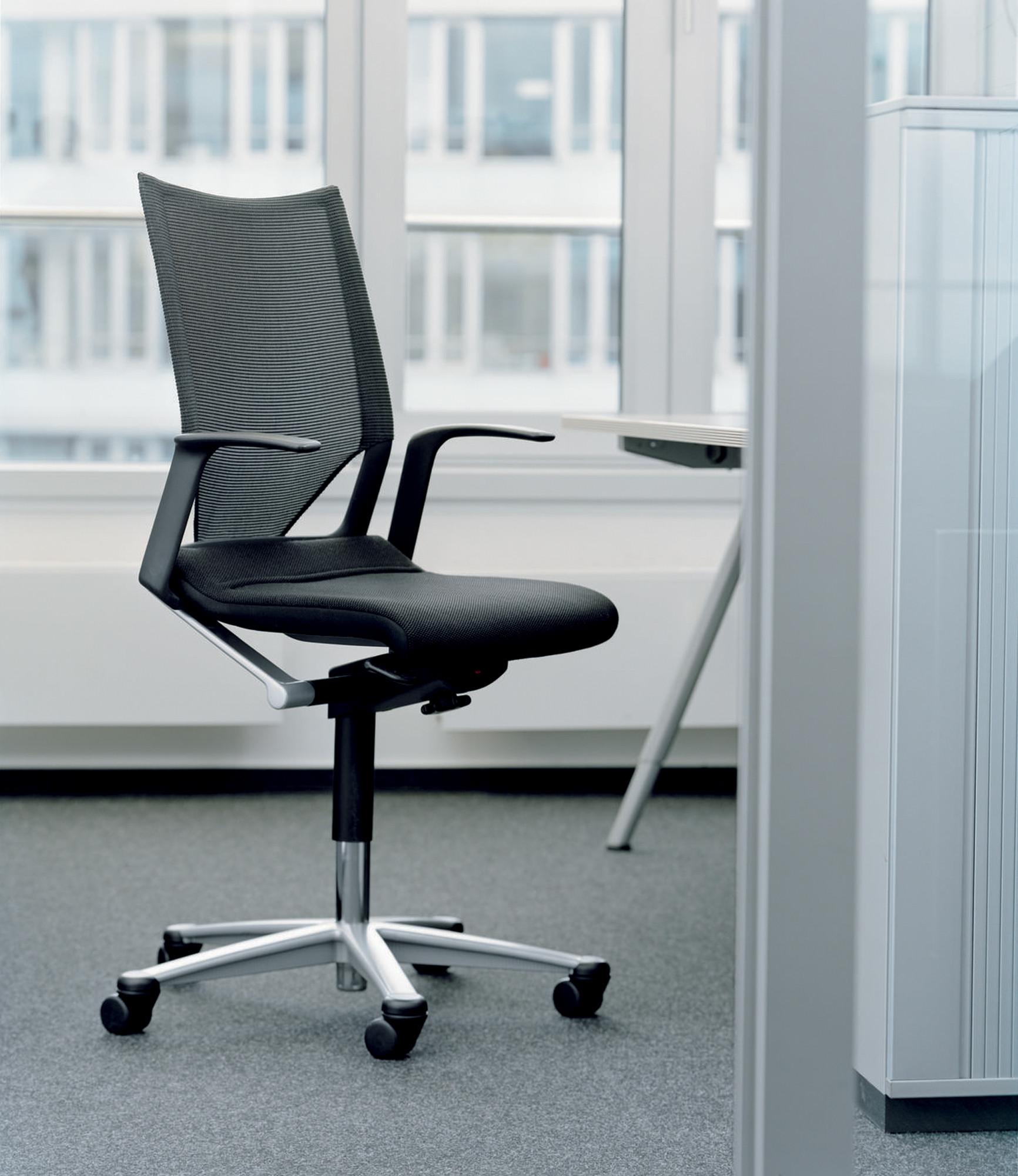 Modus Compact Swivel Chair