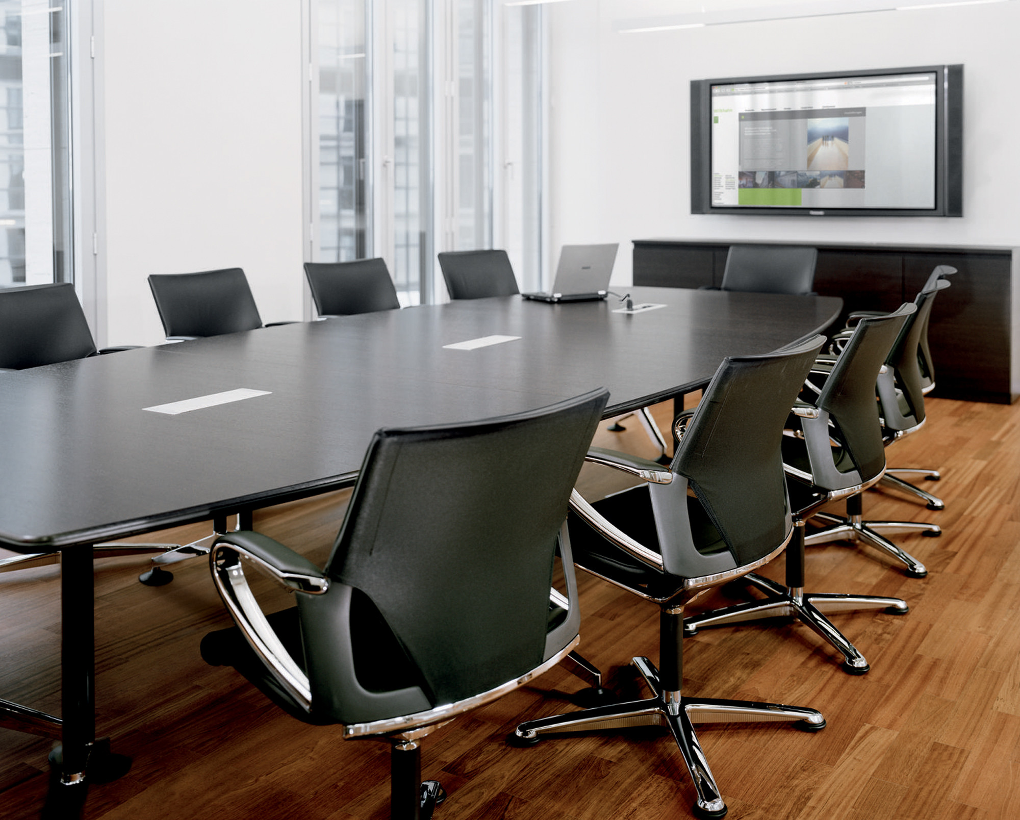 Modus Meeting Room Chairs by Wilkhahn