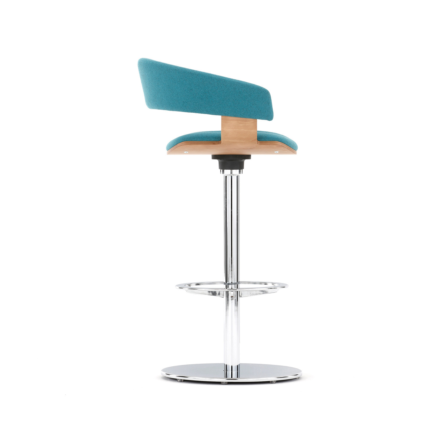 Molli Swivel High Stool