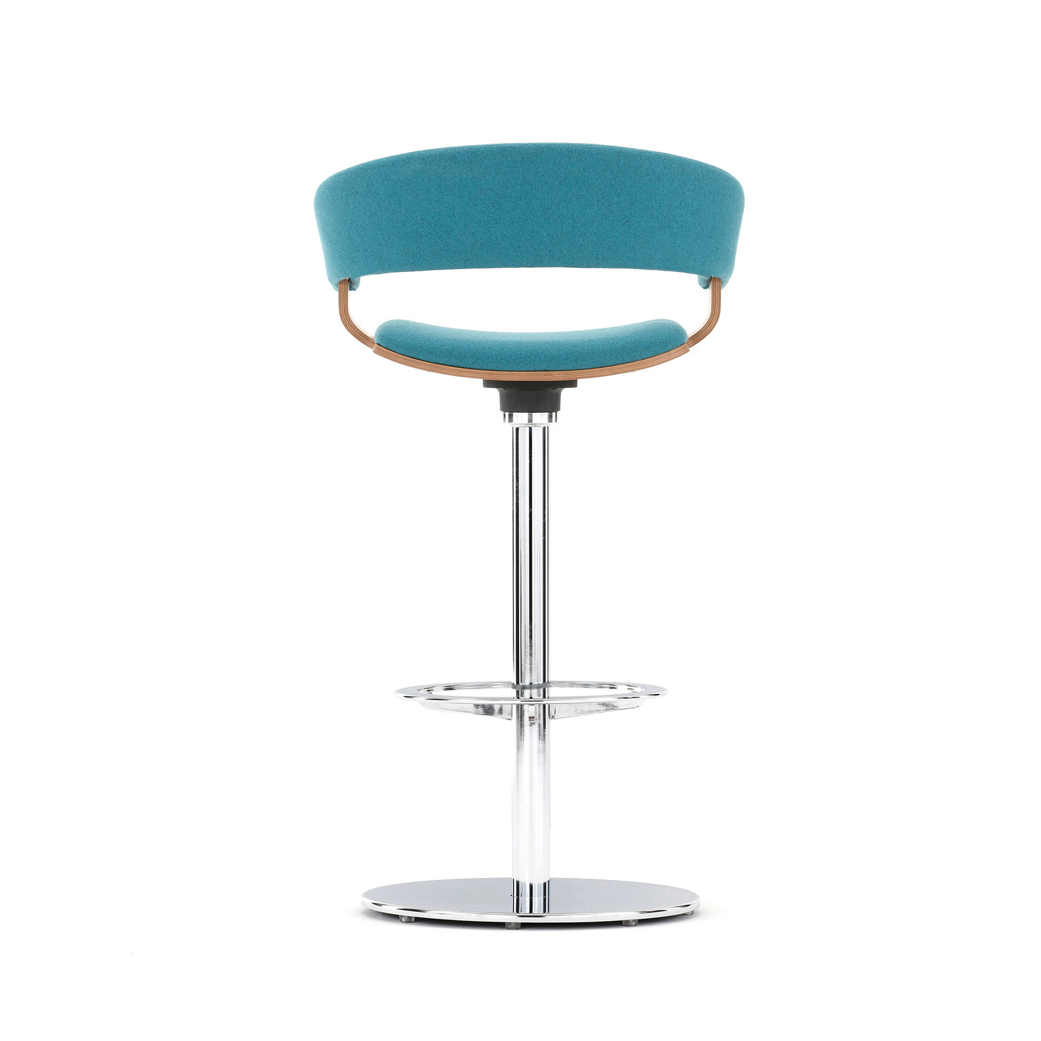 Molli Bar Stool Back Detail