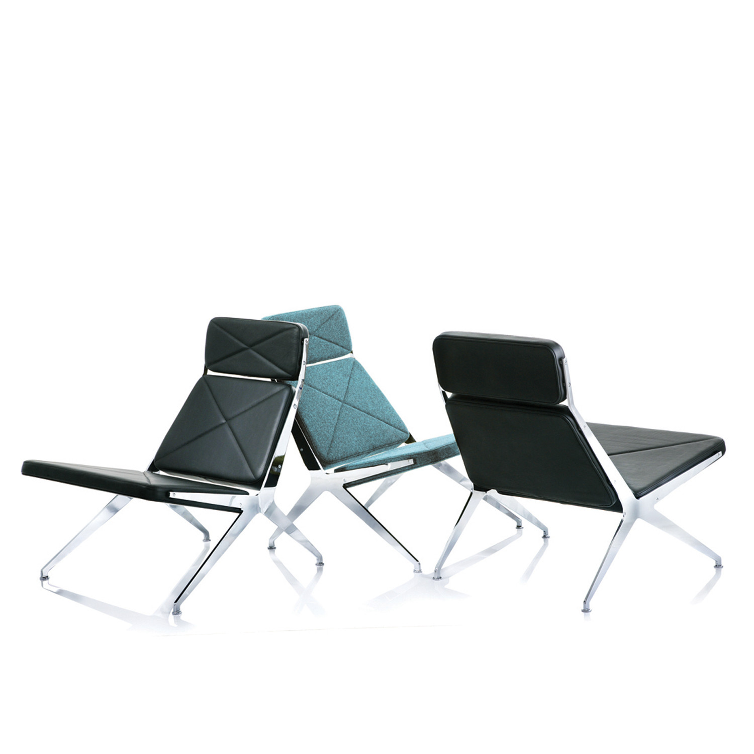Mono Lounge Chairs by Magnus Olesen
