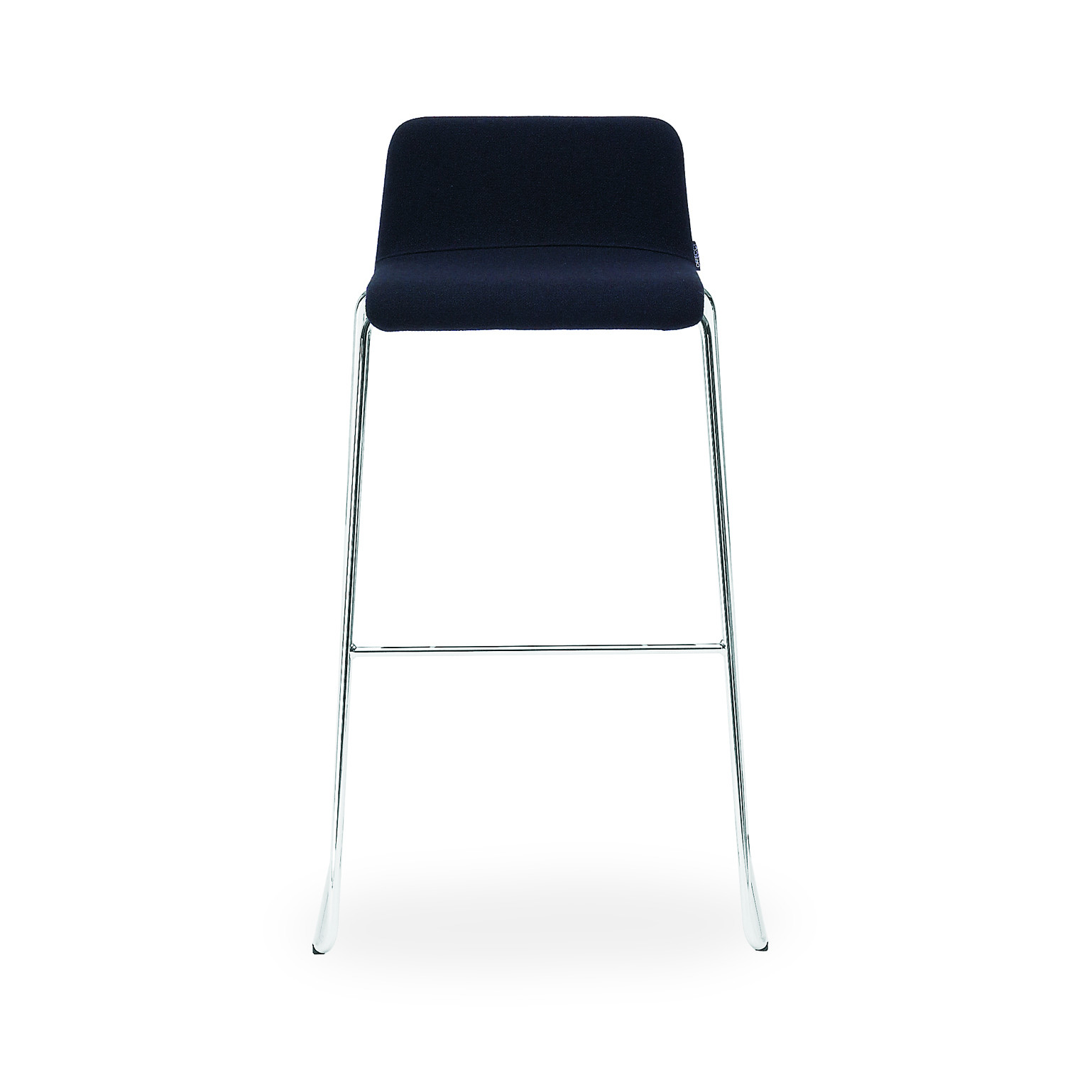 Mono Light Bar Stool With Footrest