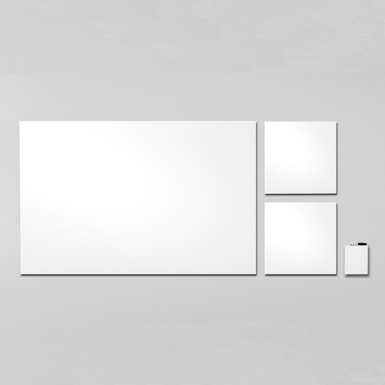 Mood Glass in pure optical white