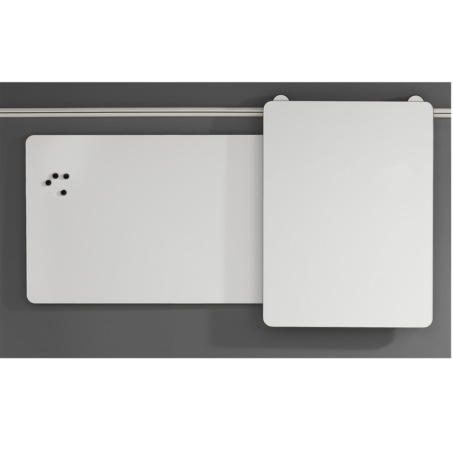 Moow Whiteboards Wall Mounted