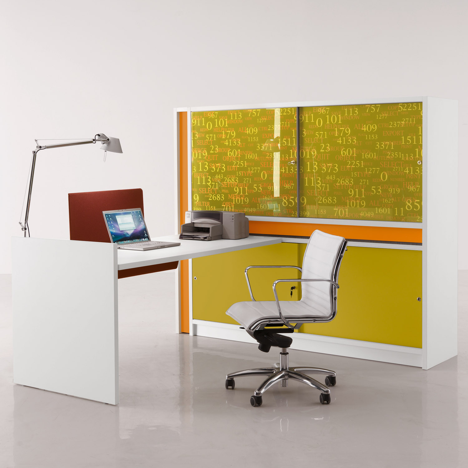 Martex More Desk and Storage