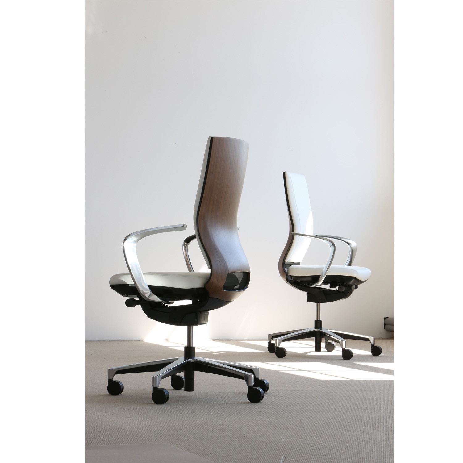 Klober Moteo Executive Office Chairs
