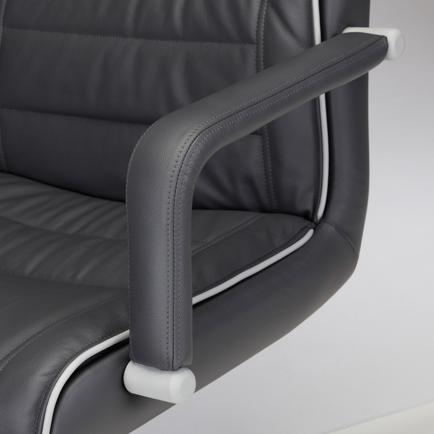 Mr Big Chair Armrest Detail by Luxy