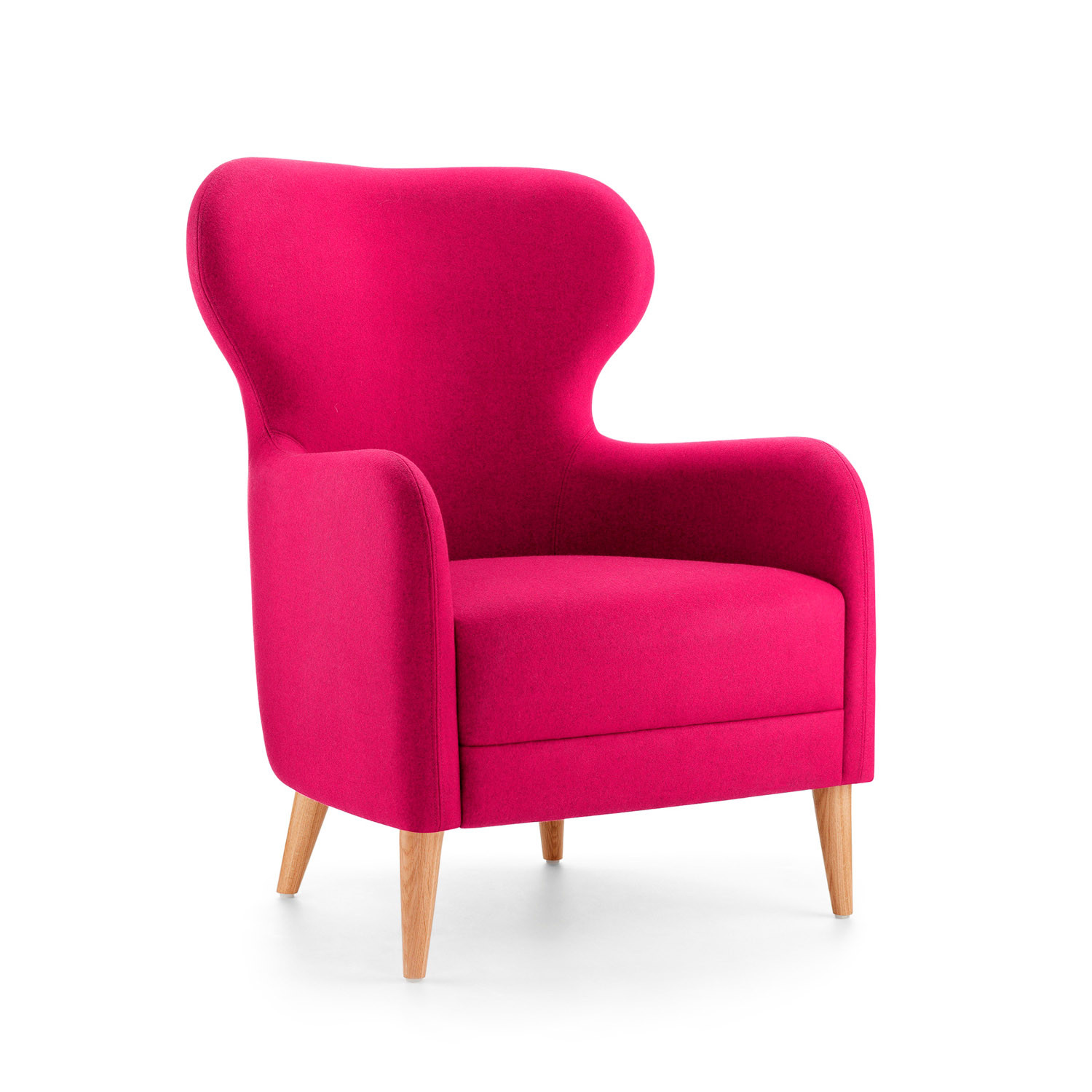 Mrs Low Back Wing Chair