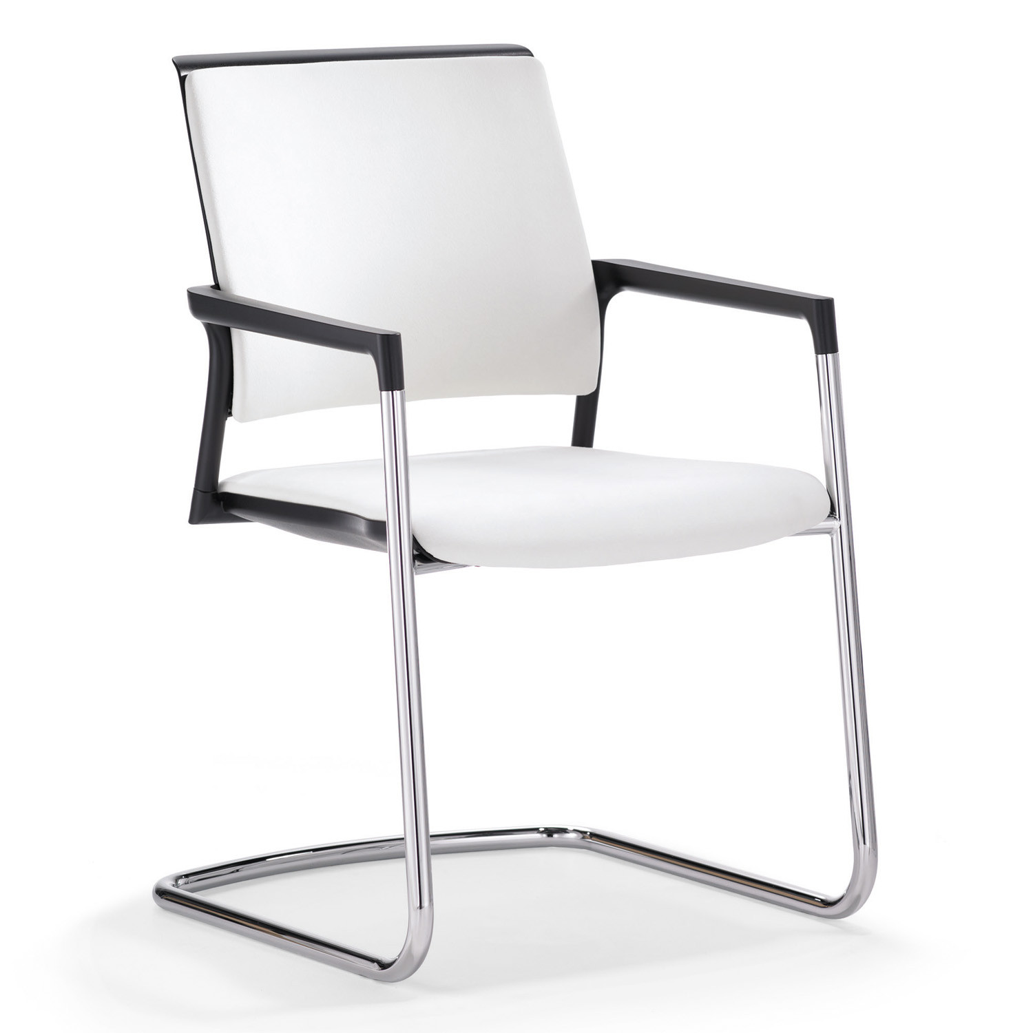 Mera Visitors Chairs by Klober