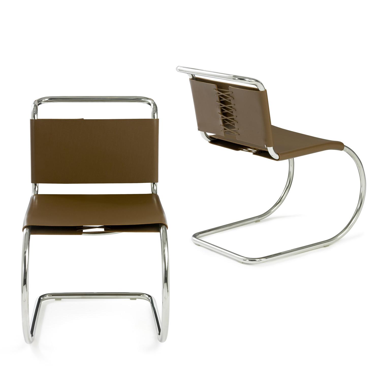 MR Chair tubular steel frame