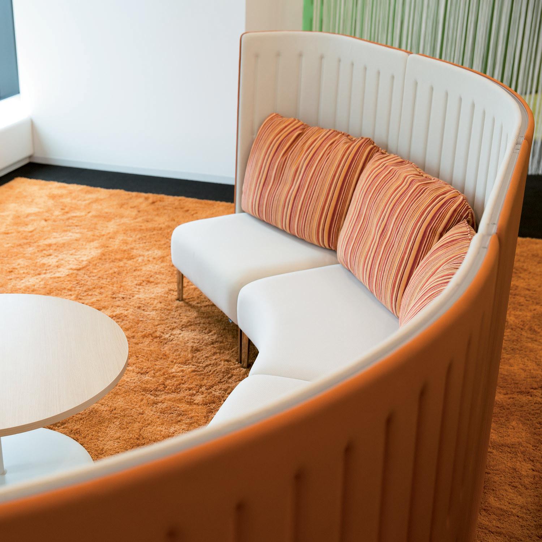Okamura Muffle Furniture System