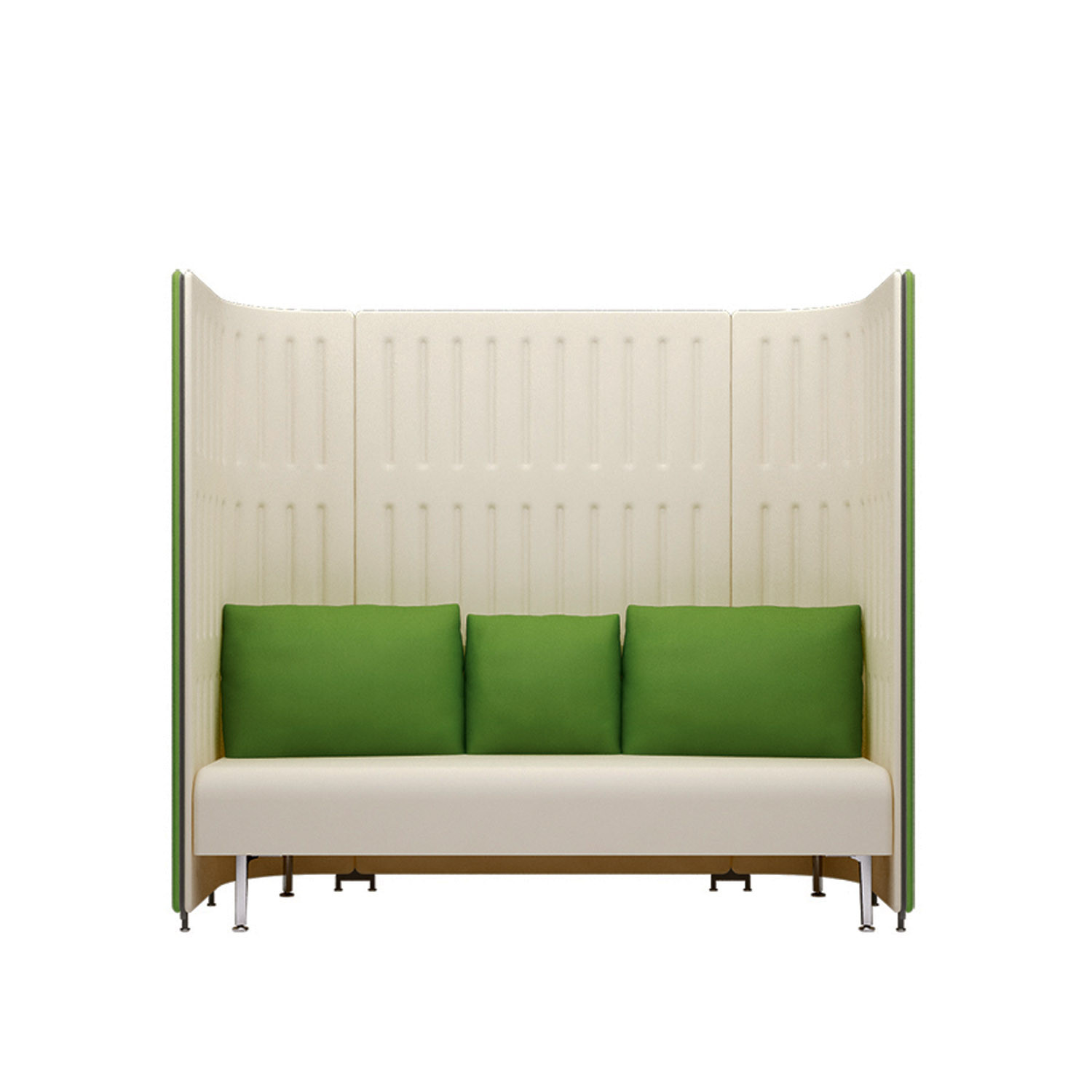 Muffle Acoustic High Back Sofa