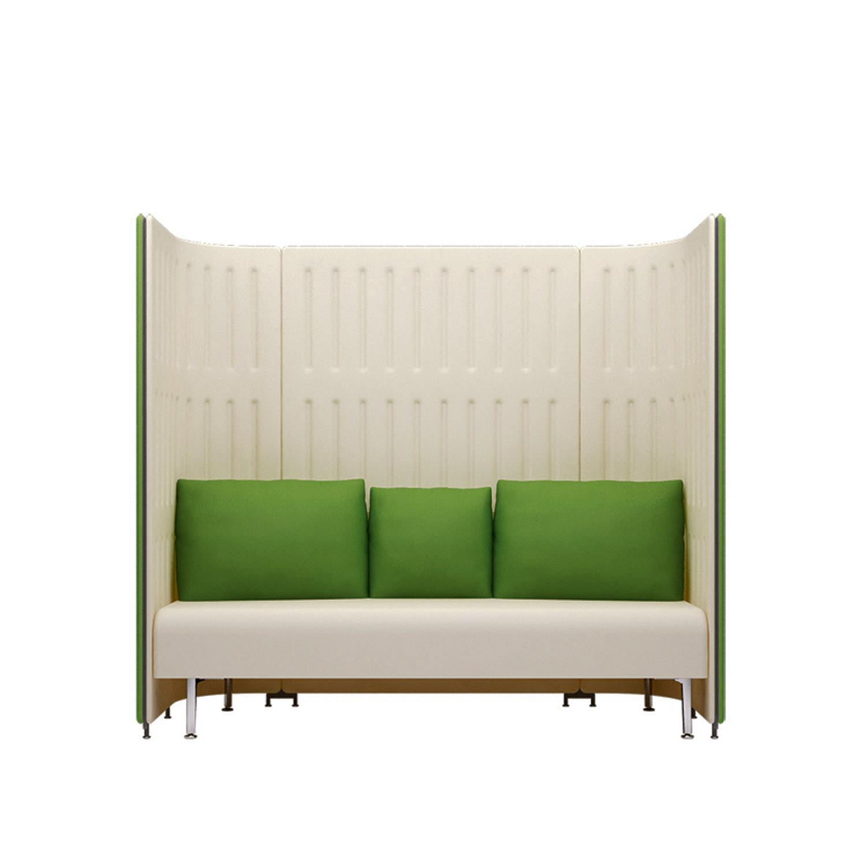 Muffle Acoustic High Back Sofa