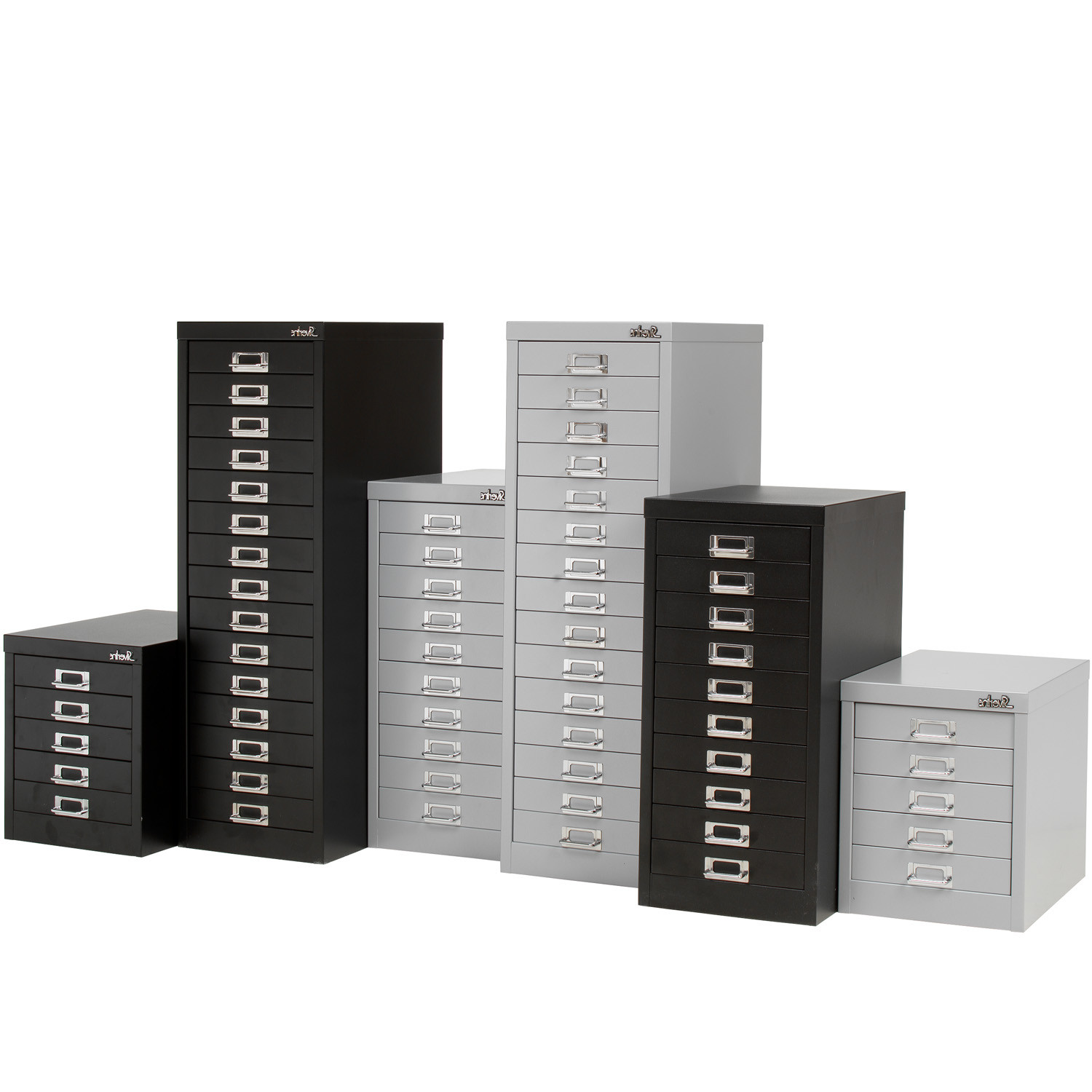 Multi Drawers by Silverline