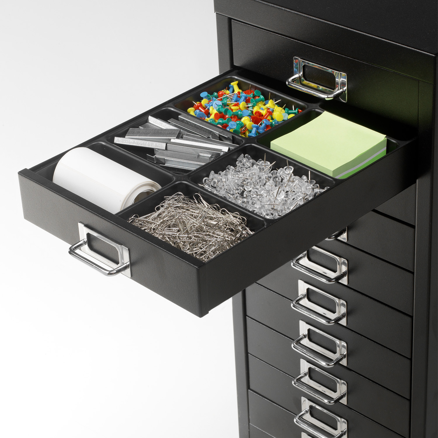 Multi Drawers Compartments