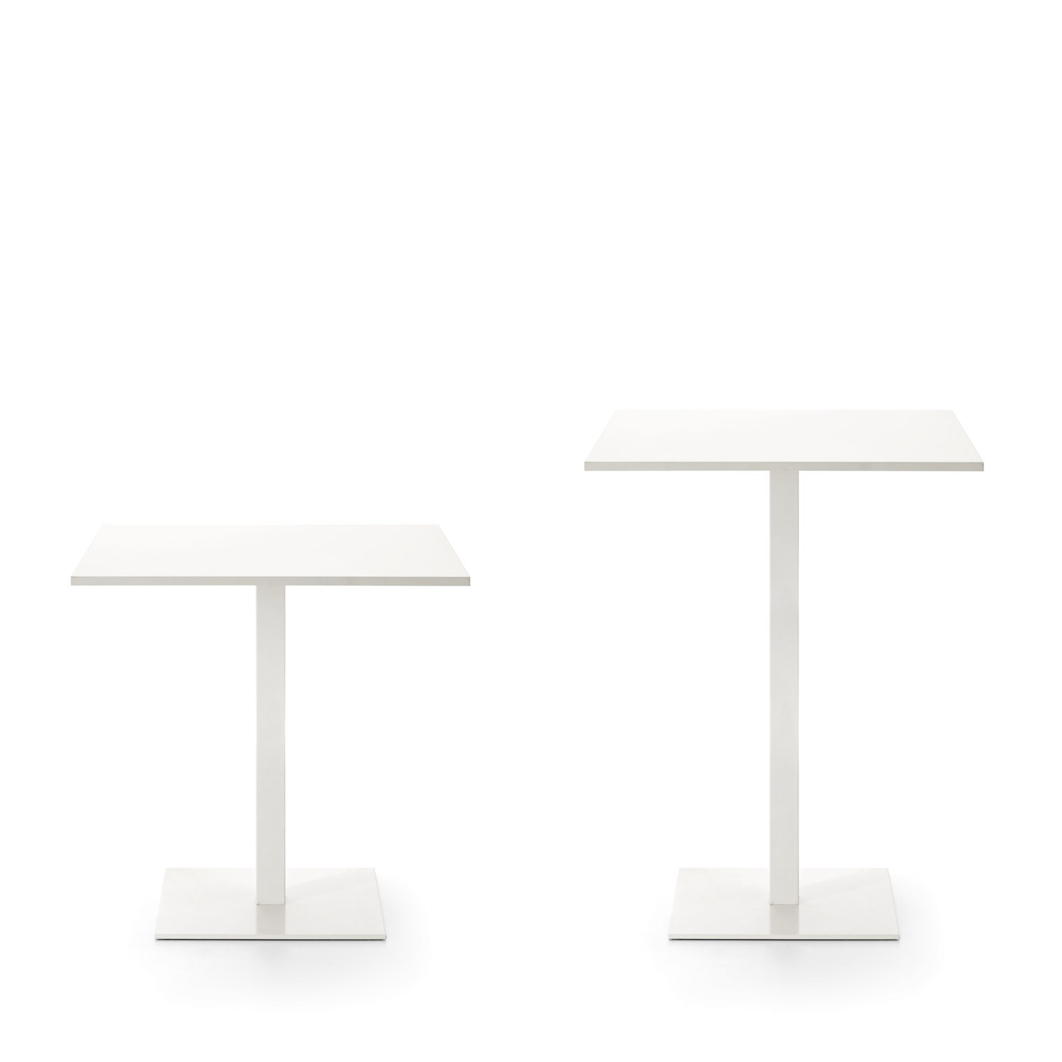 Sinetica MultiTask Tables with Square Base