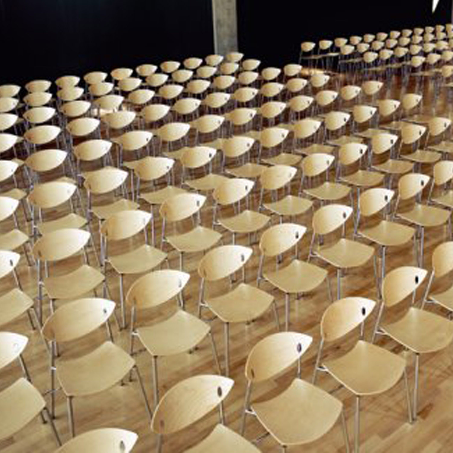 Must Conference Seating from Randers+Radius