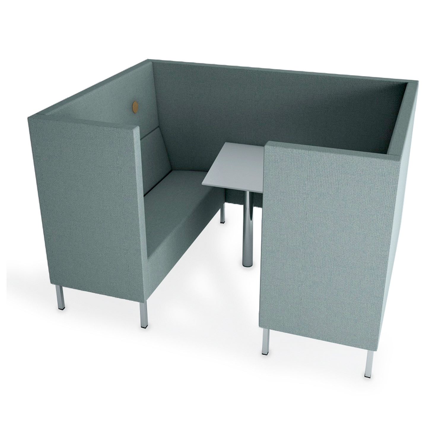 Mute Highback Sofa Workbay