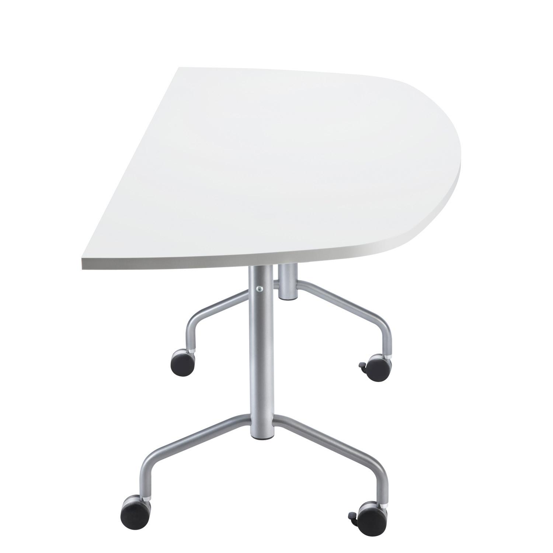 My Meeting Semi Circular Table
