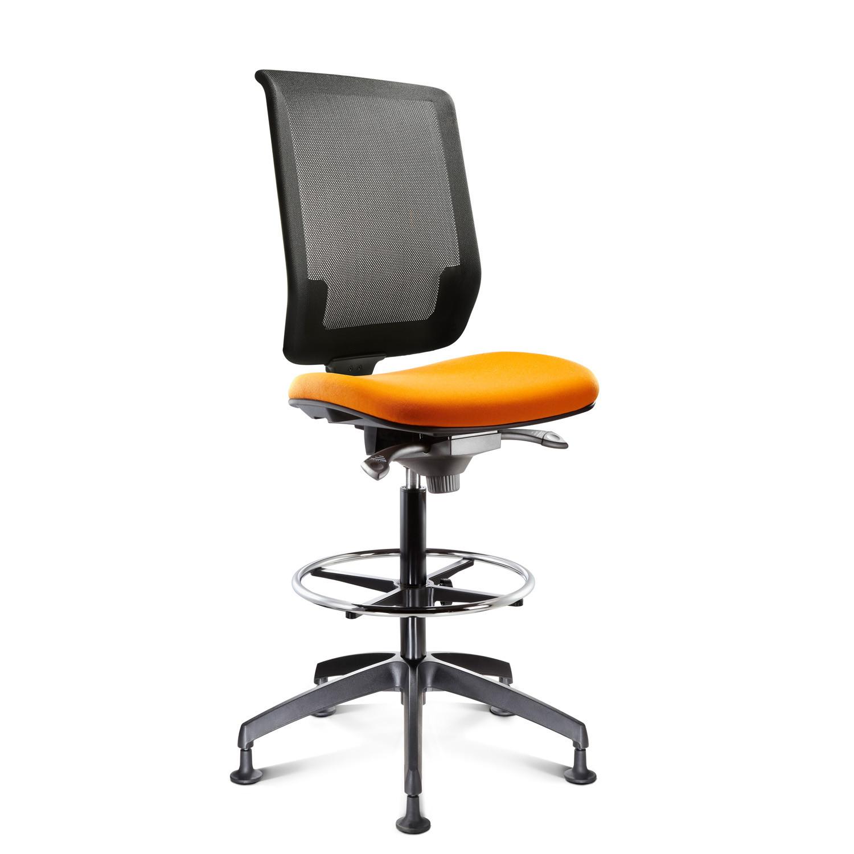 My Mesh Draughtsman Chair O2MYEE2