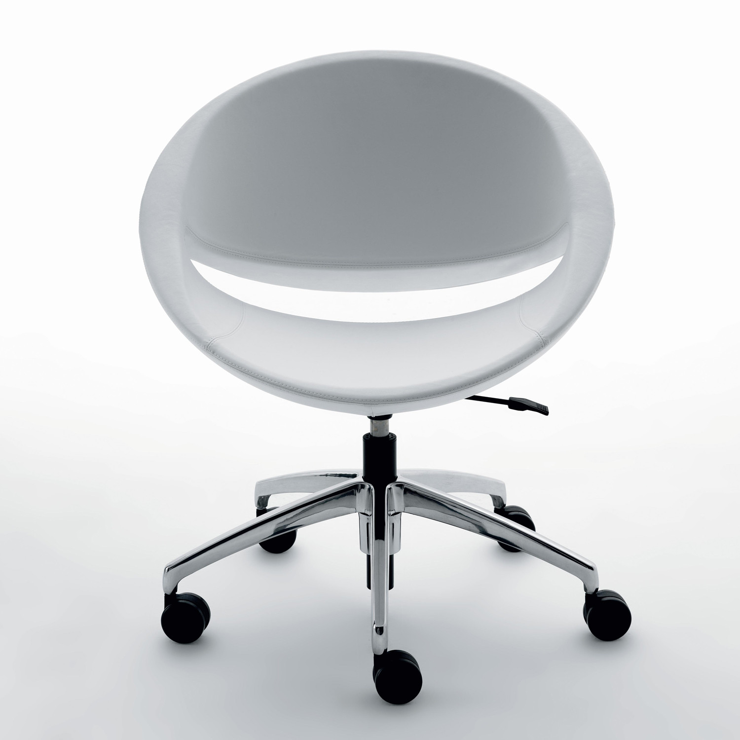 Mya Chair 5-Star Swivel base with castors