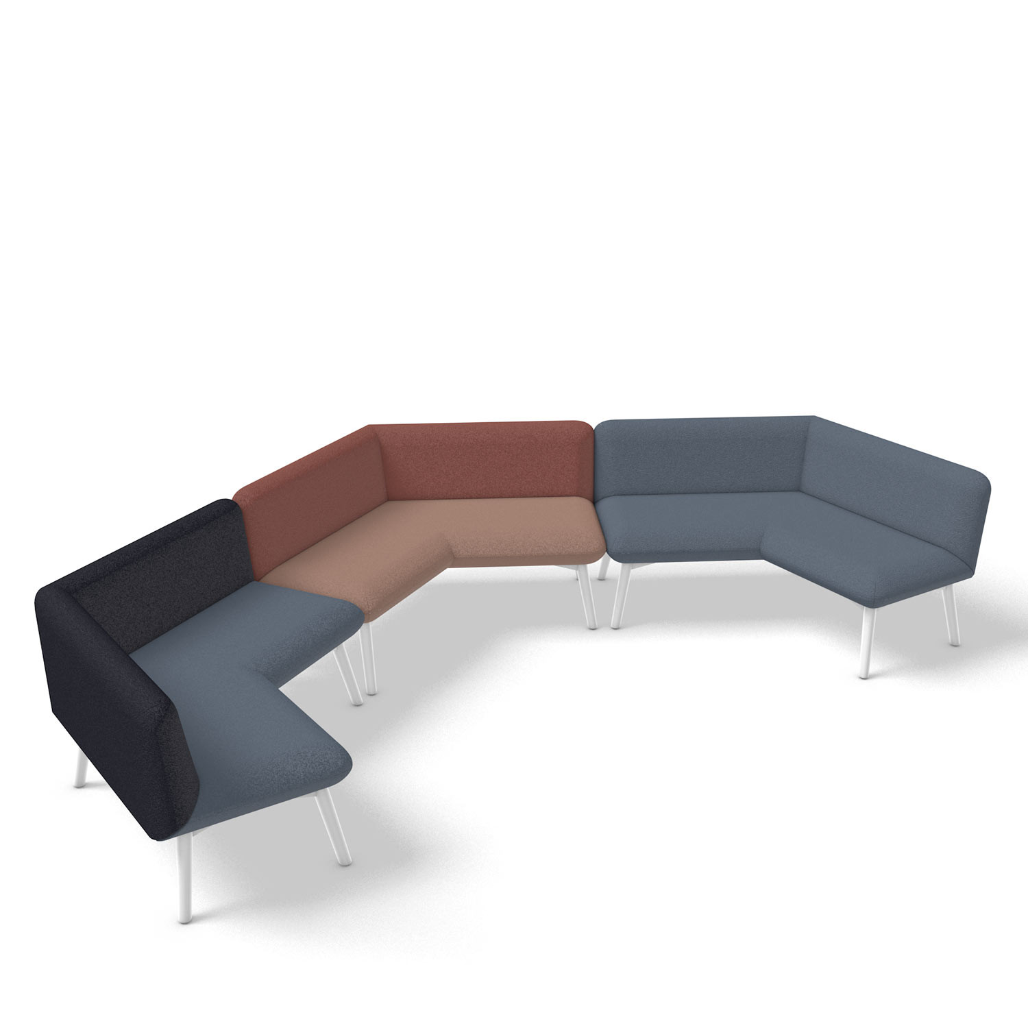 Myriad Modular Seating