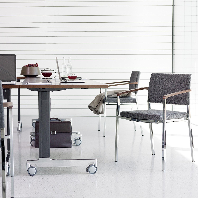 Wiesner Hager N-Table Series