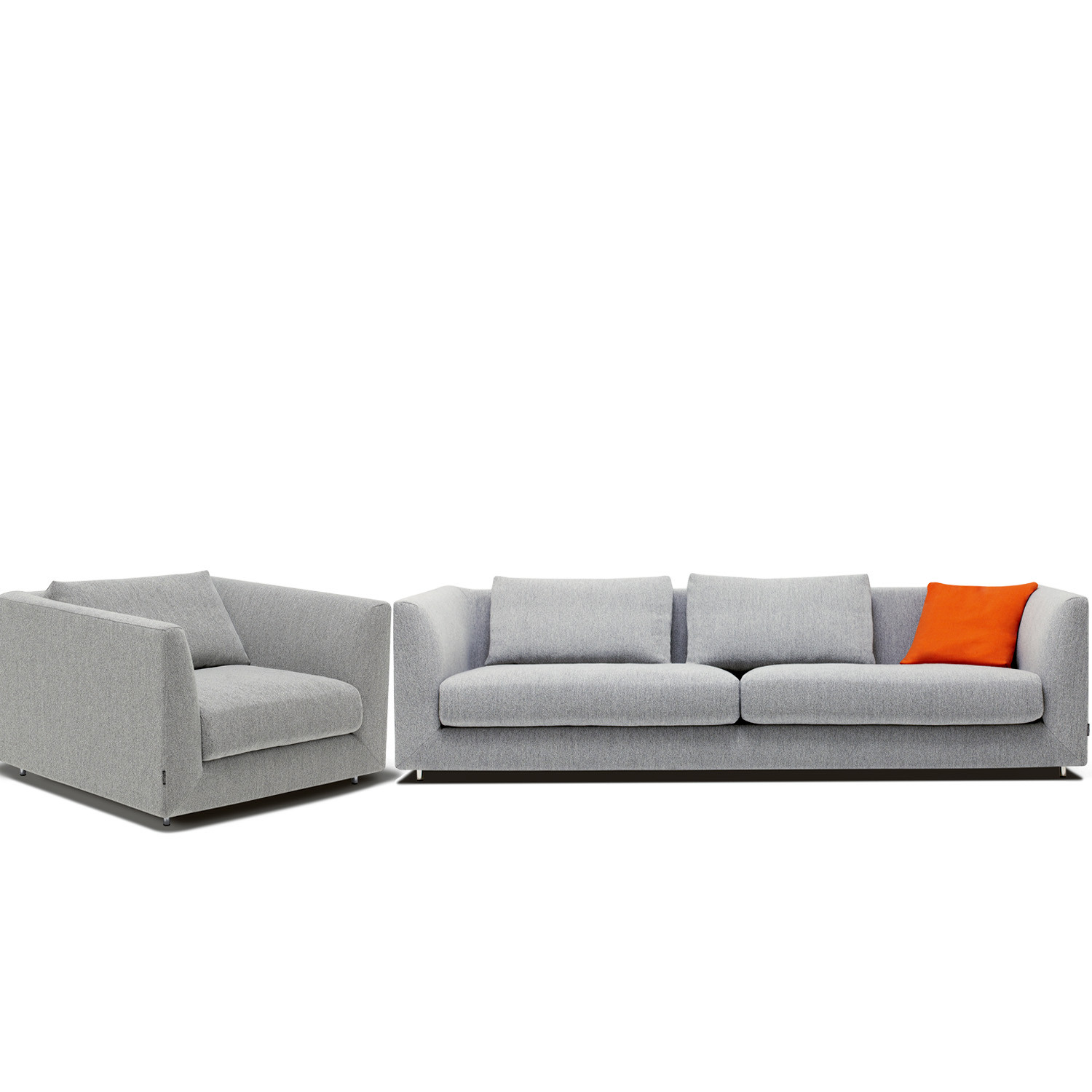 Nemo Sofa and Armchair