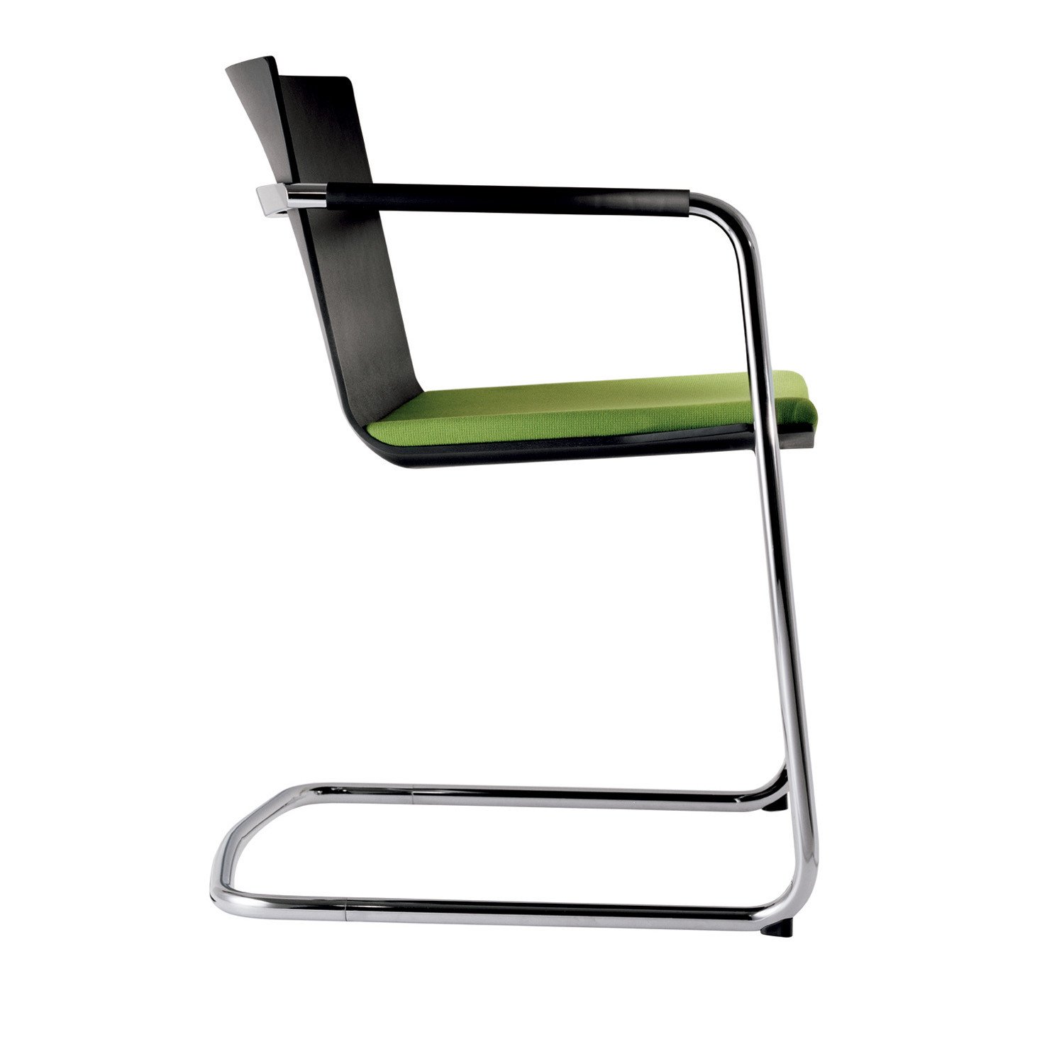 Neos Cantilever Chair - black frame