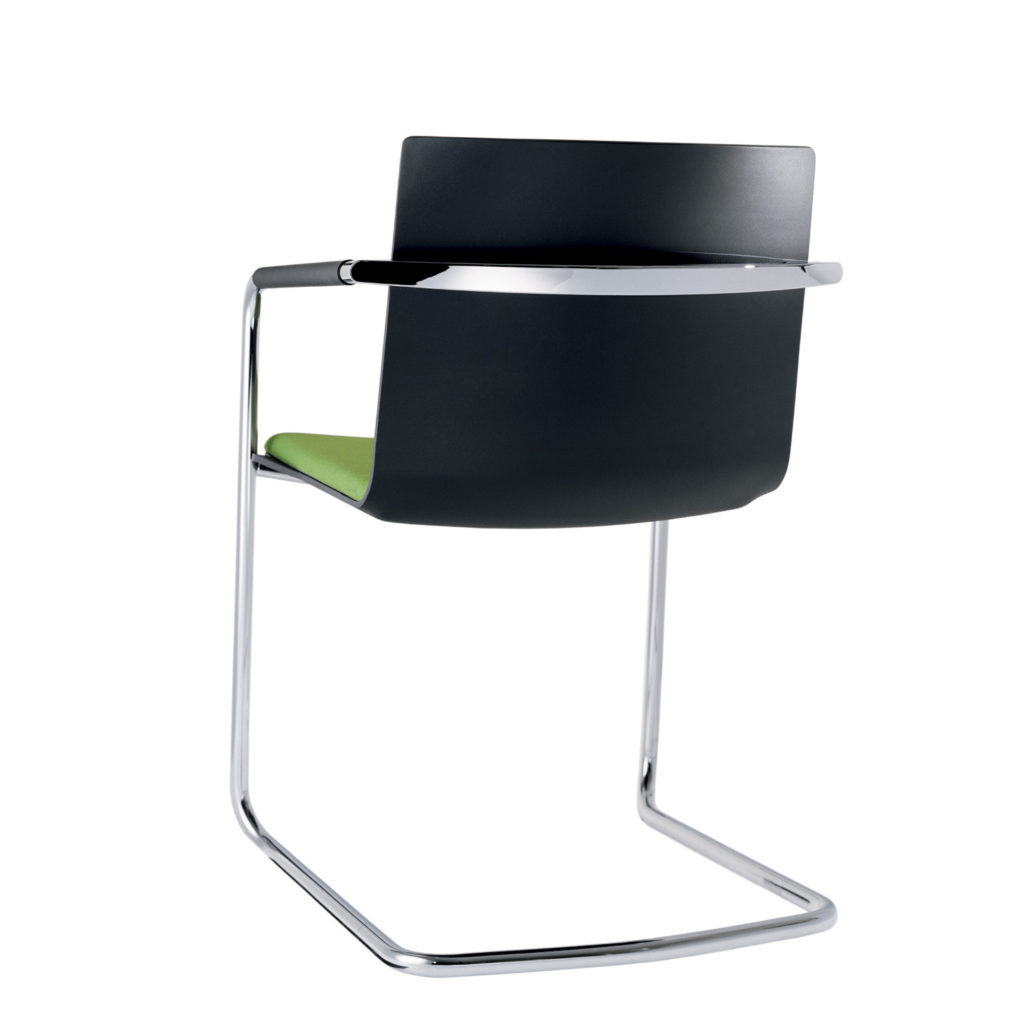 Neos Cantilever Chair back detail