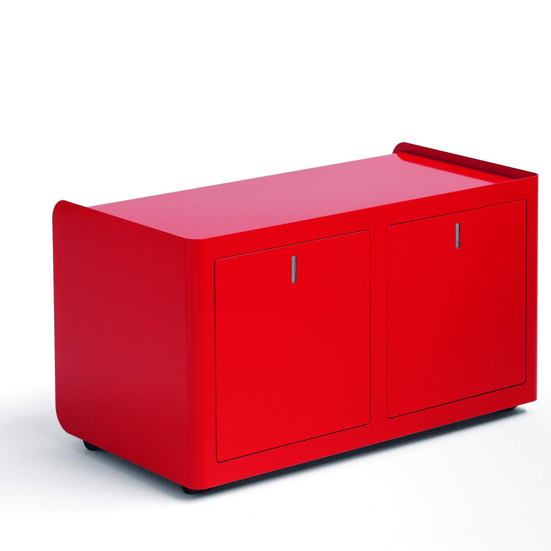 Dieffebi Cbox Double Pedestal