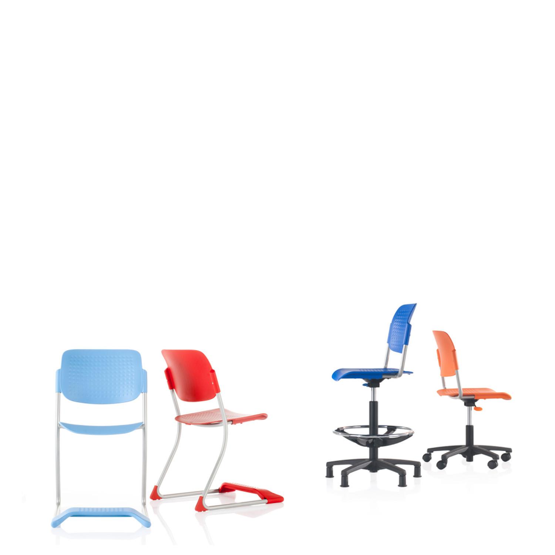 Newton Orangebox Chairs