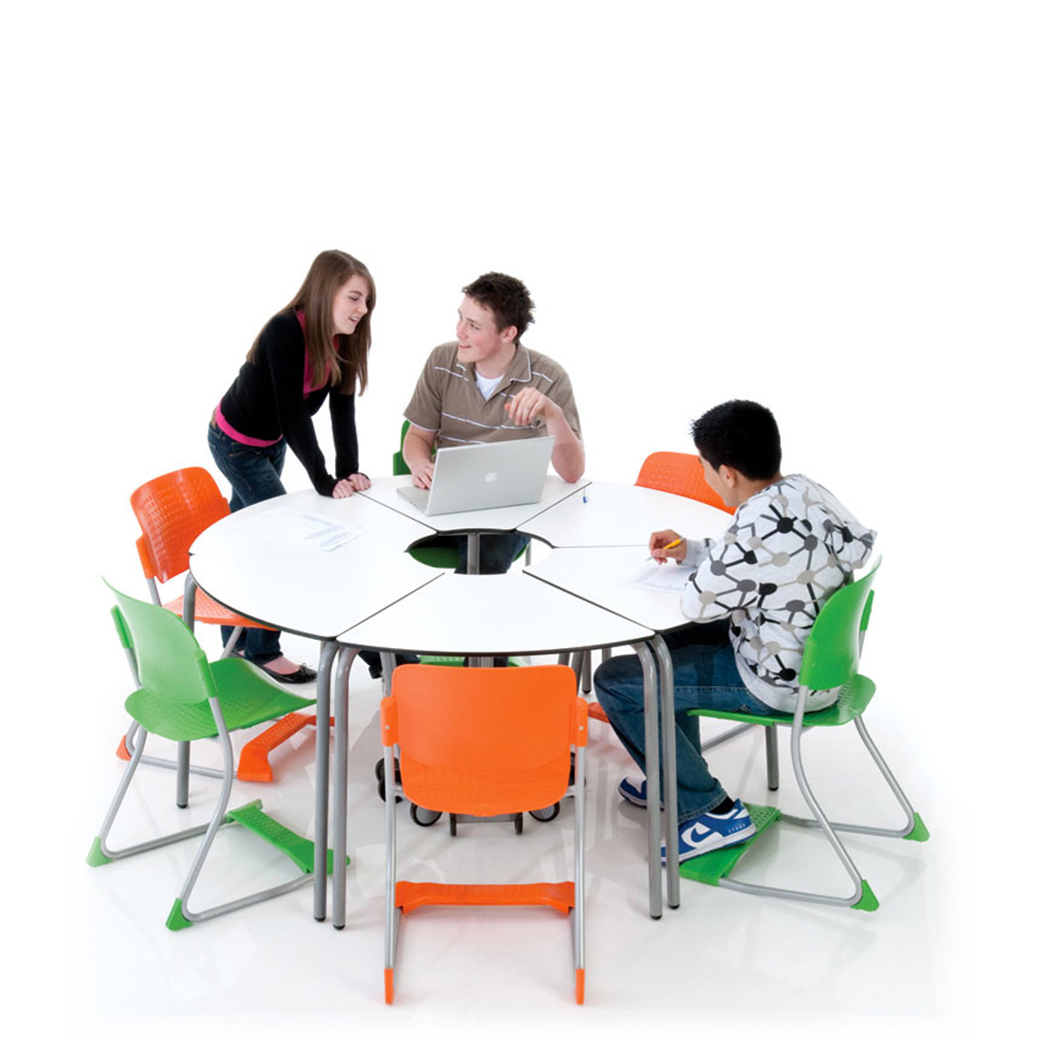 Newton Educational Chairs In Use