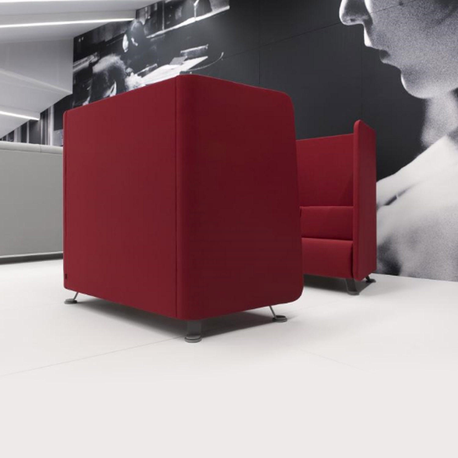 Niche Acoustic High Back Sofas