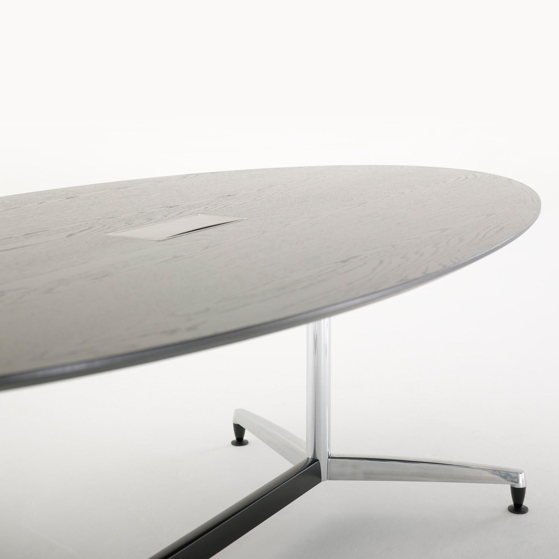 Nimbus oval table